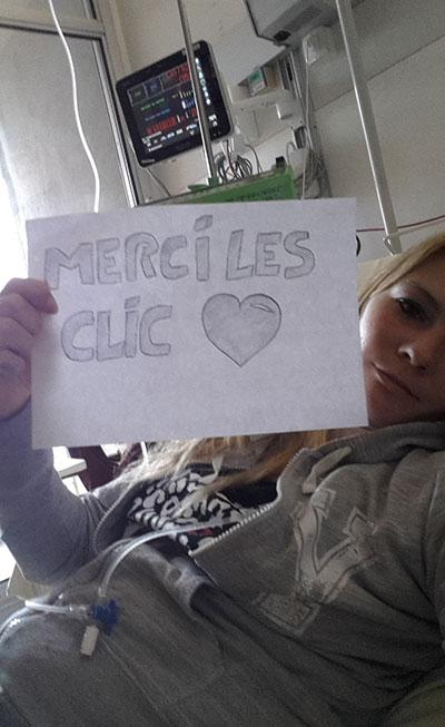 Johanna Libre en Barguillère Clic Animaux